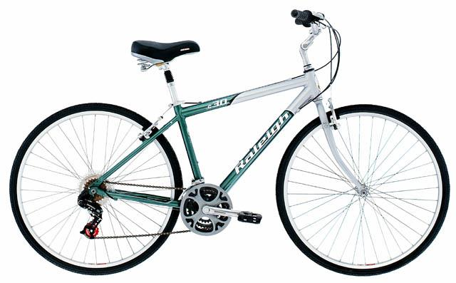 2002 Raleigh C30