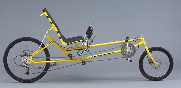 longbikes slipstream weight loss