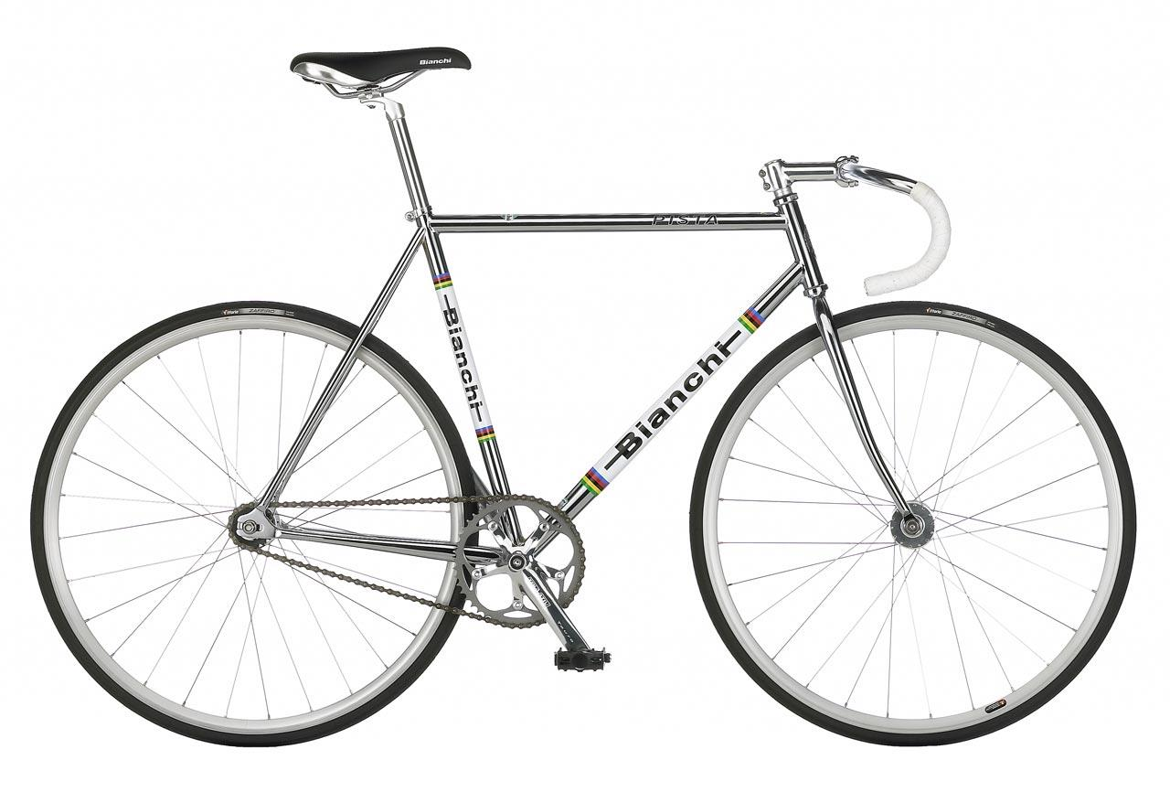 Pista Steel Fixed Gear