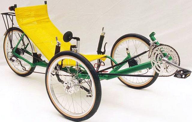 GTR Touring Trike