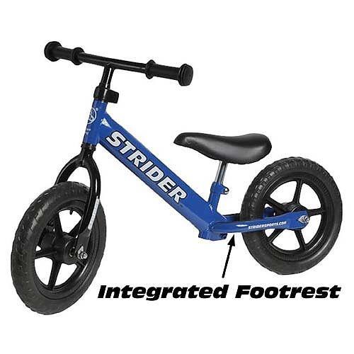No-Pedal Balance Bike